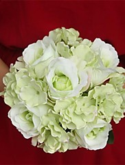 ramos de novia elegante de la boda flores frescas (más colores)