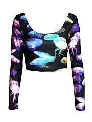 Short - Střední - Sexy/Grafika - Vesta ( Polyester )