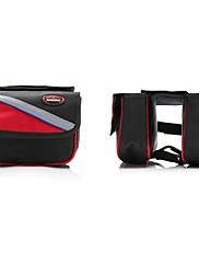 Basecamp® Cyklistická taška 5LBrašna na rám Voděodolný / Odolné vůči dešti / Odolné vůči prachu / Nositelný / Multifunkční Taška na kolo
