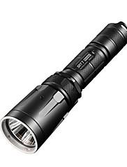 キャンプ/ハイキング/ケイビング/日常使用/警察/軍隊/サイクリング/狩猟/釣り/旅行/運転/ウォータースポーツ/ワーキング/登山/屋外 - LED懐中電灯 ( 防水/耐衝撃性/滑り止めグリップ/戦術的な/緊急/スーパーライト/ハイパワー ) - LED モード 960