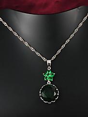 プロモーション販売パーティー/カジュアル金は、男性と女性のためのペンダントネックレスの結婚式の宝石類をめっきしました