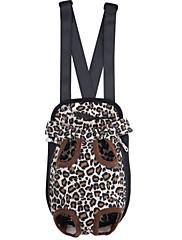 ネコ 犬 キャリーバッグ フロントバックパック ペット用 バスケット カモフラージュ 携帯用 迷彩色 ストライプ ホワイトとブラック フクシャとブラック ヒョウ柄