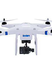 内蔵のジンバルとカメラkeyshareグリントプレイドローン4軸ヘリコプター4ロトドローン/ UAV