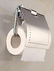 moderní elegantní mosaz chrom Držák toaletního papíru