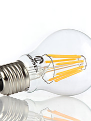 morsen®1pcs 8wattů a60 e27 vedl žárovka jasné trávy Edison žárovek vnitřní LED osvětlení 110 / 240V žárovky