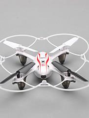 Syma x11 2,4 g 4 kanálový mini Biomimetic konstrukce 6-osa gyroskopu rc 360 stupňů Kvadrokoptéra w / chrániče vrtule