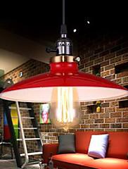 Privjesak Svjetla ,  Traditional/Classic Rustic/Lodge Retro Painting svojstvo for LED MetalLiving Room Bedroom Dining Room Bathroom Study