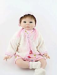 npkdoll生まれ変わった赤ちゃん人形柔らかいシリコーン22inchの55センチメートル磁気口可愛い素敵なおもちゃの女の子白