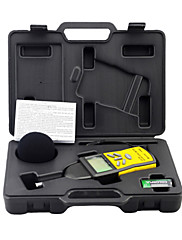 digitaハンドヘルド騒音計騒音計デシベルの音量メーターholdpeak