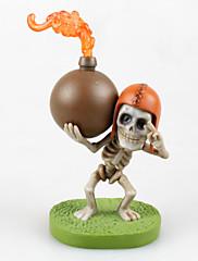 アニメのアクションフィギュア に触発さ コスプレ コスプレ PVC 8 cm モデルのおもちゃ 人形玩具