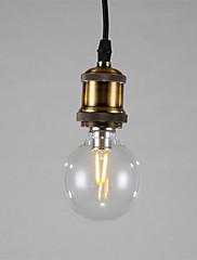 Závěsná světla ,  Retro Mosaz vlastnost for Mini styl KovObývací pokoj Ložnice Jídelna Kuchyň studovna či kancelář dětský pokoj vstupní