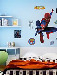 Komiks / Zátiší / Módní / Volný čas Samolepky na zeď Samolepky na stěnu,PVC 90*60*0.1