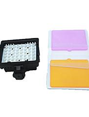 CN-48H 48 LED Light Lamp LED Video Camera Photo Lighting for DSLR / DV Camcorder Lighting