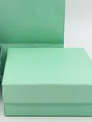 ジュエリーボックス ペーパー 1個 グリーン