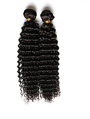 Lidské vlasy Vazby Brazilské vlasy Velké vlny 12 měsíců Jeden díl Vazby na vlasy