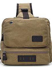 Pánské Kanvas Na běžné nošení Sling tašky přes rameno