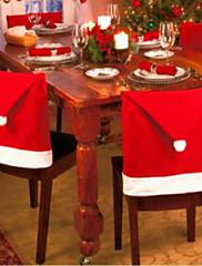 6ks Vánoční potahy vánoční decorations65 * 50cm