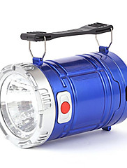LED Solar Outdoor Camping Lights Camping Lights Portable Emergency Tent Lights