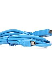 choseal USB2.0 na mini USB kabel velike brzine