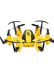 Dron JJRC H20H 4 Kanala 6 OS 2.4G RC quadcopter Povratak S Jednom Tipkom RC Quadcopter / USB Kabel / Upute Za Korištenje / Odvijač Žuta
