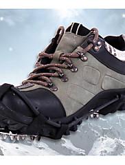 Gao Heng escalada al aire libre antideslizante crampones nieve garra de la cubierta del zapato / escalada crampones puerta / anti