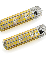 5W GY6.35 LED2本ピン電球 T 136 SMD 5730 500 lm 温白色 / クールホワイト V 2個