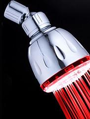 現代風 レインシャワー クロム 特徴 for  LED / 環境に優しい , シャワーヘッド