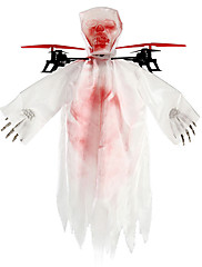 Dron RC 1031 4 Kanala 6 OS 2.4G RC quadcopter LED Osvijetljenje / Flip Od 360° U LetuRC Quadcopter / 1 Baterija Za Dron / Upute Za