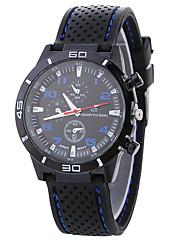 Dámské Ženské Sportovní hodinky Módní hodinky Náramkové hodinky Unikátní Creative hodinky Hodinky na běžné nošení Křemenný Silikon Kapela