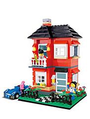 Byggeklodser Til Gave Byggeklodser Kvadrat 3-6 år Legetøj