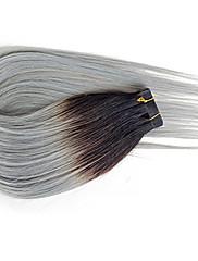 シールタイプ 人間の髪の拡張機能 ヘアエクステ