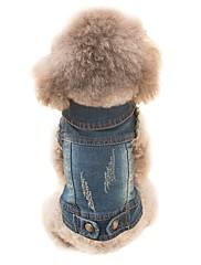 Cachorro Fantasias Colete Roupas para Cães Fantasias Vaqueiro Animal