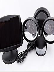 Sunoting sng-00698 36led sensor solar luz exterior de duas cabeças impermeável split luz solar de rua