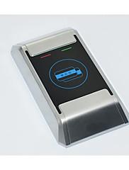 Hoc-16sj ic cartão controle de acesso de metal controle de controle de acesso anti-cópia à prova d'água 13.56mhz