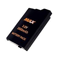 udskiftning af batteri til PSP slim/2000 (2680mah)