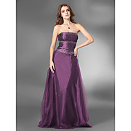 TS Couture® Prom / Formal Evening / Military Ball Dress - Open BackApple / Hourglass / Inverted Triangle / Pear / Rectangle / Plus Size / Petite