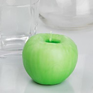Green Apple stearinlys (sett av 4)