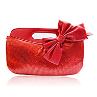 Women Satin Event/Party Evening Bag Pink / Gold / Red / Silver / Gray / Black