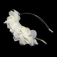 Dame Blonde Headpiece Bryllup/Spesiell Leilighet/Avslappet/Kontor & Karriere PannebåndBryllup/Spesiell Leilighet/Avslappet/Kontor &