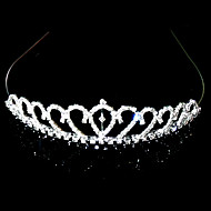 Women's Alloy Headpiece-Wedding / Special Occasion Tiaras