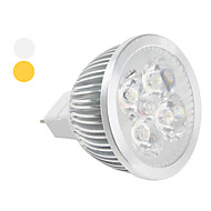 Spottivalaisimet - Lämmin valkoinen/Viileä valkoinen MR16 - GU5,3 - 4.0 W