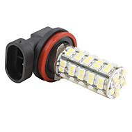 h11 68 LED SMD 220 - 250lm superbe lumière blanche de voiture ampoule brouillard 12v