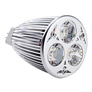GU5.3(MR16) LED Spot Lampen MR16 3 High Power LED 540 lm Warmes Weiß DC 12 V