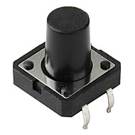tc-12ef tact switch til elektronik DIY (20 stykker en pack)