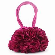 Gorgeous Silk Flower Kids Handbags/Flowers package