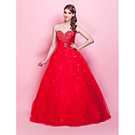TS Couture® Prom / Formal Evening / Quinceanera / Sweet 16 Dress - Vintage Inspired Plus Size / Petite Ball Gown / Princess Strapless / Sweetheart