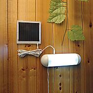5 LED White Solar Shed Light