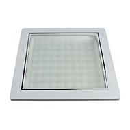 12w moderna luci led a filo montaggio forma quadrata