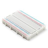 eletrônica placa de solda-menos 400 ponto- para montagem (para arduino)