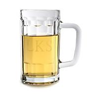 Personalized Initial Beer Mug